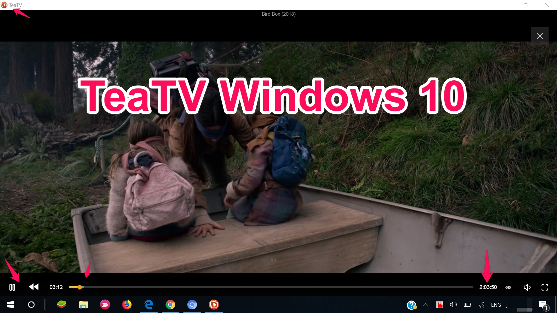 Tea tv for windows 10 pc