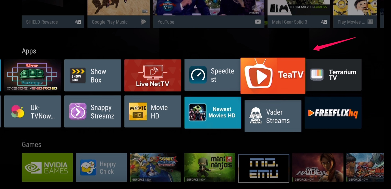how to download app to sony smart tv