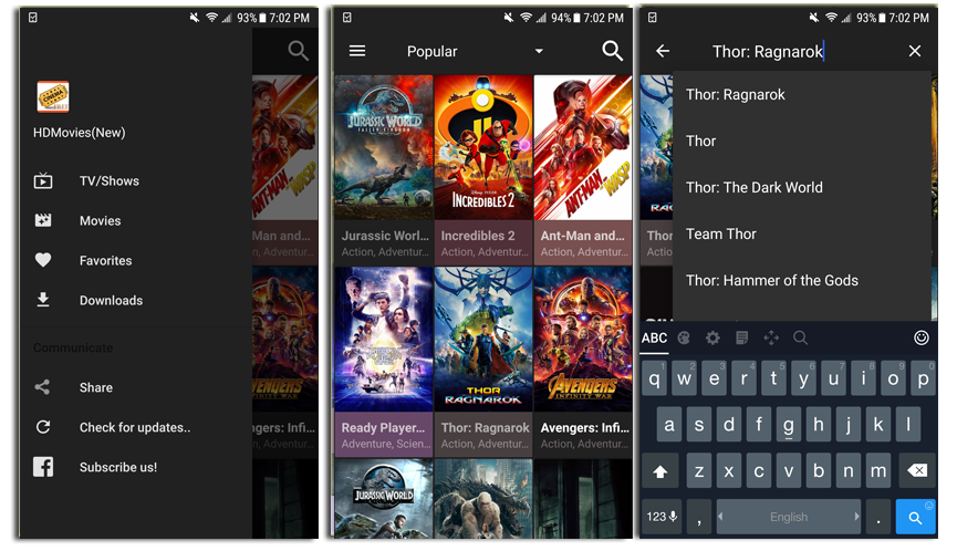 Cinema HD Movies Apk for Android