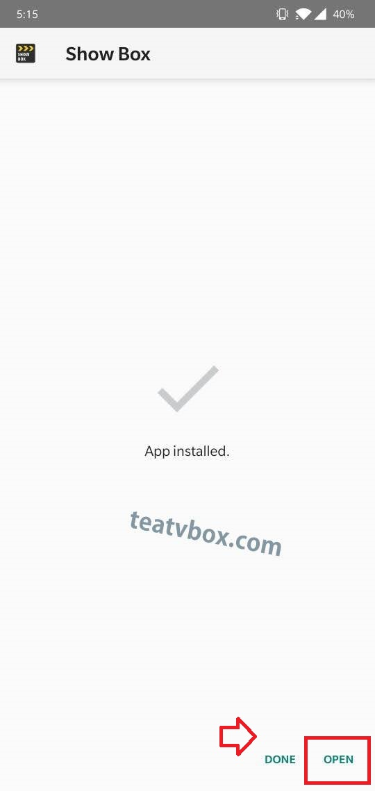 ShowBox 2019 Apk Updated version 5 26 Direct Free Download