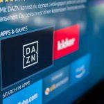 Dazn App on TV
